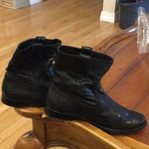 FRYE leather women's  Boots